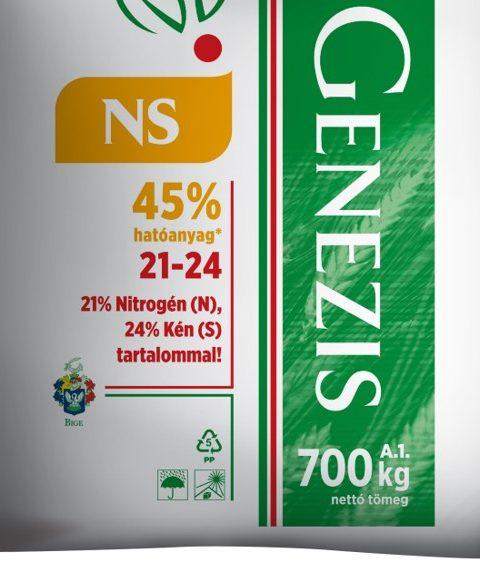 Genezis NS 21:24 rendelhető! Tökéletes megoldás a N és S együttes pótlására!